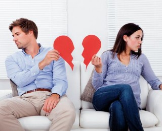 rupturas de parejas